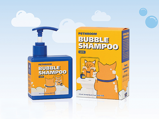 <span>페스룸 DOG&CAT Bubble Shampoo</span><i>→</i>