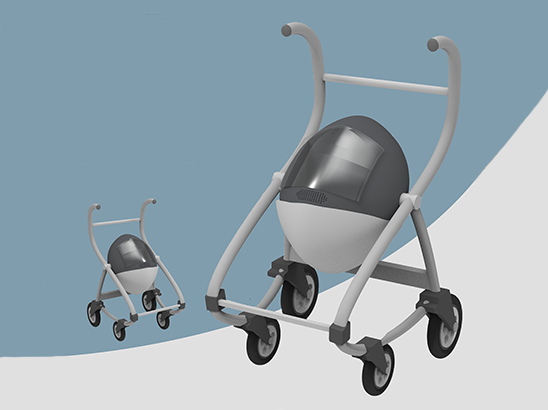 <span>온도조절 유모차 (Temperature controlled stroller)</span><i>→</i>