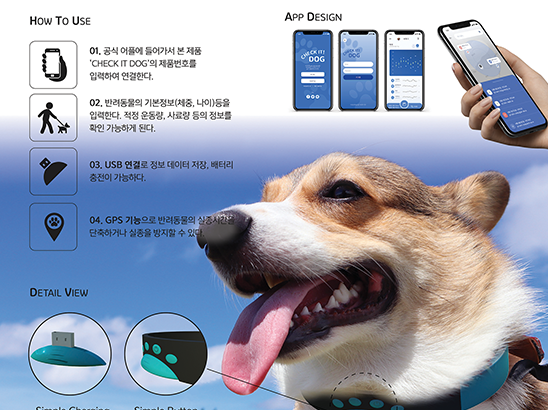 <span>체크잇! 독(Check It! Dog)</span><i>→</i>