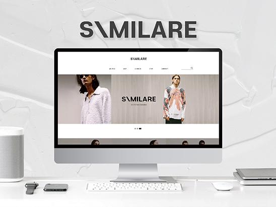 <span>SIMILARE</span><i>→</i>